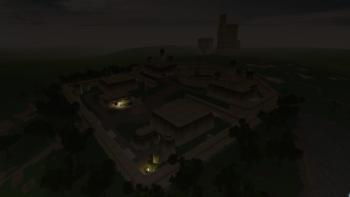 Primus Camp at night