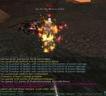 Plexor first member to reach 220