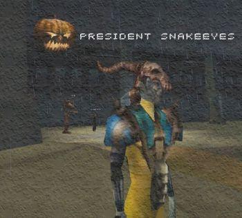 President Snakeeyes