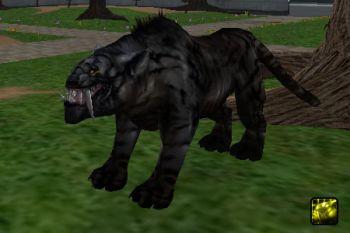 Adventurer sabretooth morph